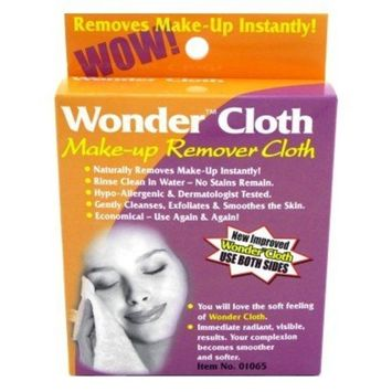 Wonder Cloth Make-Up Remover (Pack of 3)
