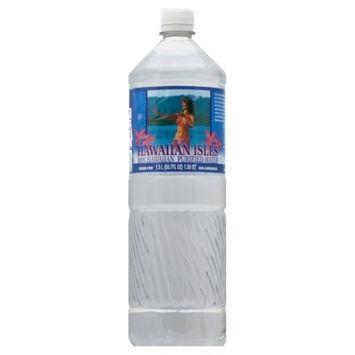 Hawaiian Isles Bottled Water - 1.5 L Bottle