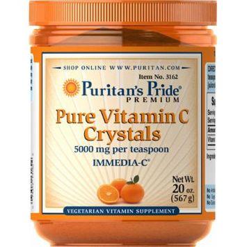 Puritan's Pride Vitamin C Crystals 5,000 mg-20 oz Crystals