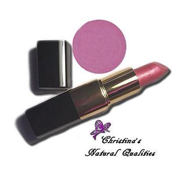 Christina's Natural Qualities All Natural Moisturizing Lip Stick - Fascination (Matte Light Amethyst Purple)