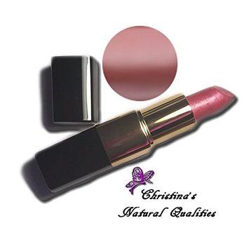 Christina's Natural Qualities All Natural Moisturizing Lip Stick - Sentimental (Mauve Nude Shimmer)