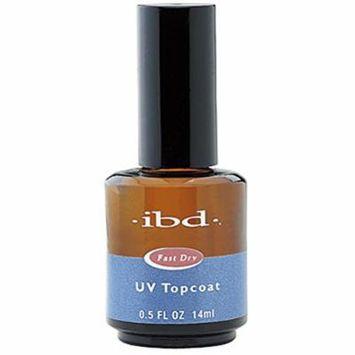 IBD UV Top Coat 97210, 0.5 Ounce