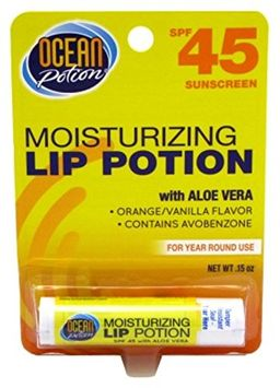 Ocean Potion Lip Potion SPF 45-0.15 oz