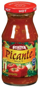 Stater bros Hot Picante Sauce