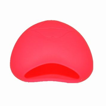 Tomato-Shaped Lips Enhancer Plumper Device But Not Permanently(FBA)
