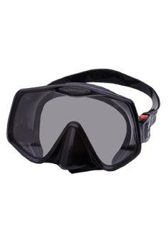 Atomic Aquatics Frameless 2 Mask - Black/Black