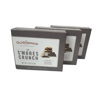 Dominion S'Mores Crunch 3 pack (12 oz total)