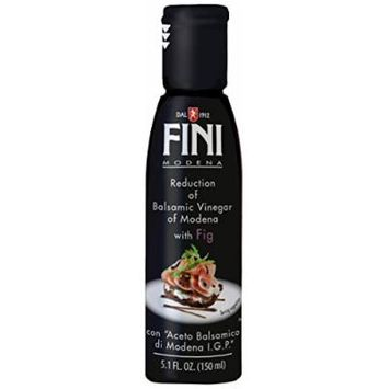 Fini Balsamic Vinegar Reduction, Fig, 5.1 Ounce