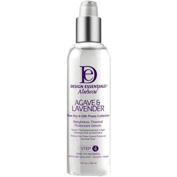 Design Essentials Agave & Lavender Serum