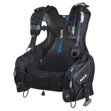 Seac Trip BC, Scuba Diving Foldable Travel BCD