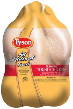 Tyson® Premium Young Chicken