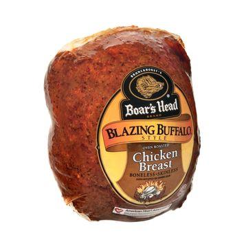 Boar's Head Blazing Buffalo Style Oven Roasted Chicken Breast