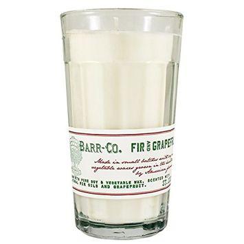 Barr-co. Fir Grapefruit Candle