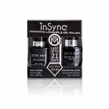 JOYA MIA® InSync® JMI-83 Perfect matching gel and nail polish Duo Set