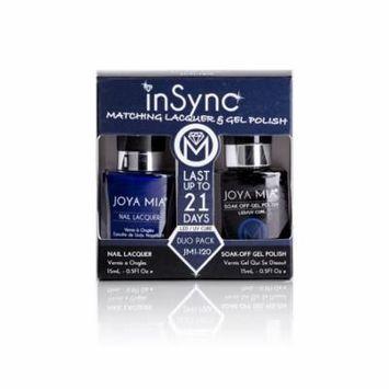 JOYA MIA® InSync® JMI-120 Perfect matching gel and nail polish Duo Set