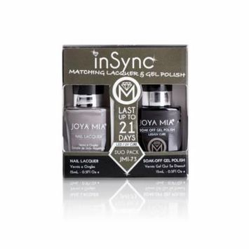 JOYA MIA® InSync® JMI-73 Perfect matching gel and nail polish Duo Set