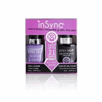 JOYA MIA® InSync® JMI-55 Perfect matching gel and nail polish Duo Set