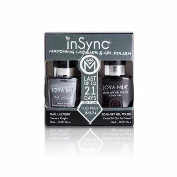 JOYA MIA® InSync® JMI-74 Perfect matching gel and nail polish Duo Set