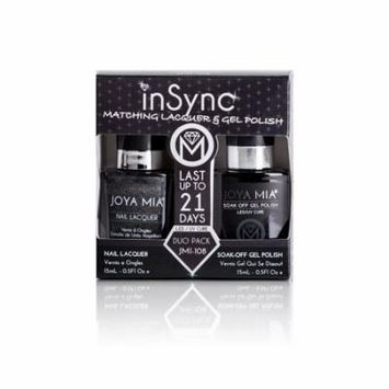 JOYA MIA® InSync® JMI-108 Perfect matching gel and nail polish Duo Set