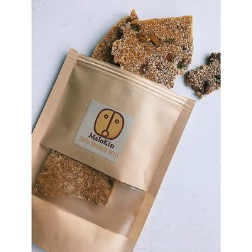 Popped Amaranth Brittle (Peanut)