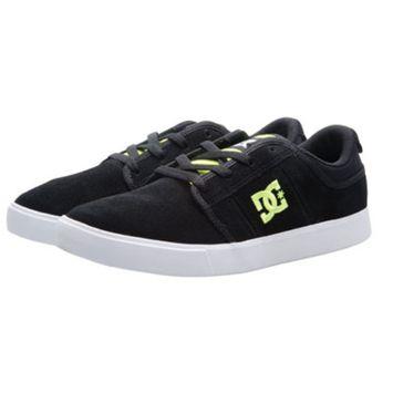 DC RD Grand Shoes Size 10 Black/Fluorescent