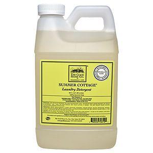Naturally Clean Lemon Verbena Laundry Detergent