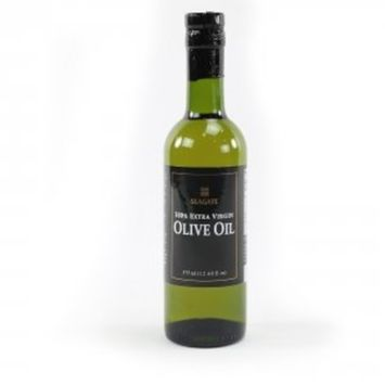 Seagate Products 100% Pure Extra Virgin Olive Oil (375ml)