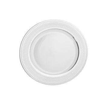 7 1/2L x 1H Iriana Silver Salad/Dessert Plate/Case Of 24
