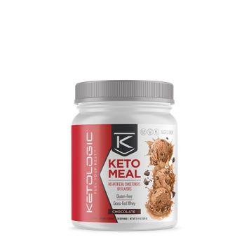 Ketologic Meal Replacement - Chocolate