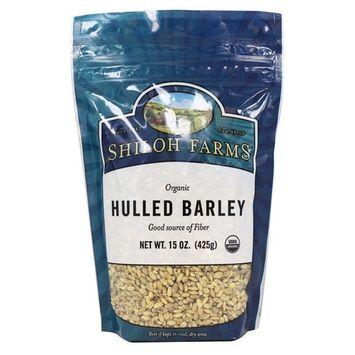 Shiloh Farms - Organic Hulled Barley - 15 oz.