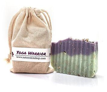 Nature Skin Shop Yoga Warrior Soap Bar