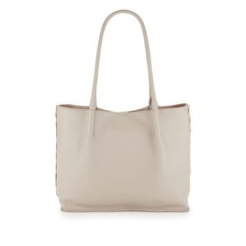 Tangled Oliver Leather Tote