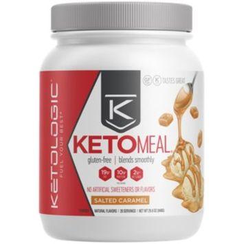 Keto Meal - Salted Caramel (29.6 oz. / 20 Servings)