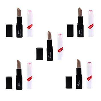 Homyl 10PCS Lip Moisturizing Balm & Exfoliator Scrub Lipstick, Face Labial Care Moisturizer