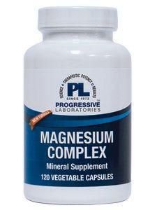 Progressive Labs Magnesium Complex 120 vegcaps