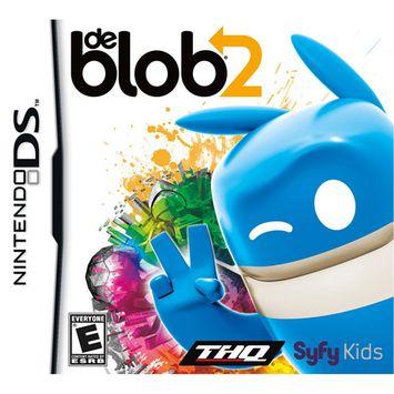 THQ 785138364070 Deblob 2 for Nintendo DS
