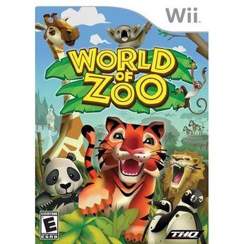 Thq World of Zoo (Nintendo Wii)