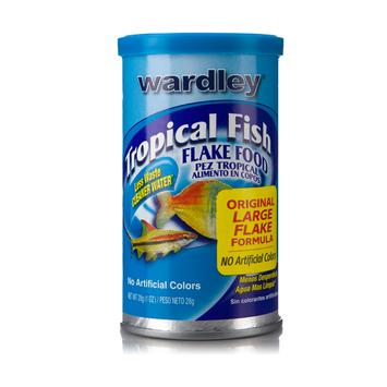 Hartz Wardley Tropical Fish Flake Food - 1oz