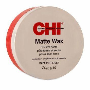 CHI Styling Matte Wax Style Finisher - 2.6 oz.