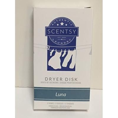 Layers by Scentsy Dryer Disks (Luna)