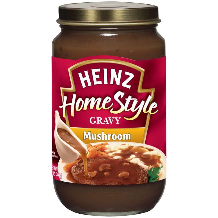 Heinz Home-style Mushroom Gravy