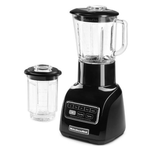 KitchenAid 5-Speed Blender, KSB755 - Onyx Black