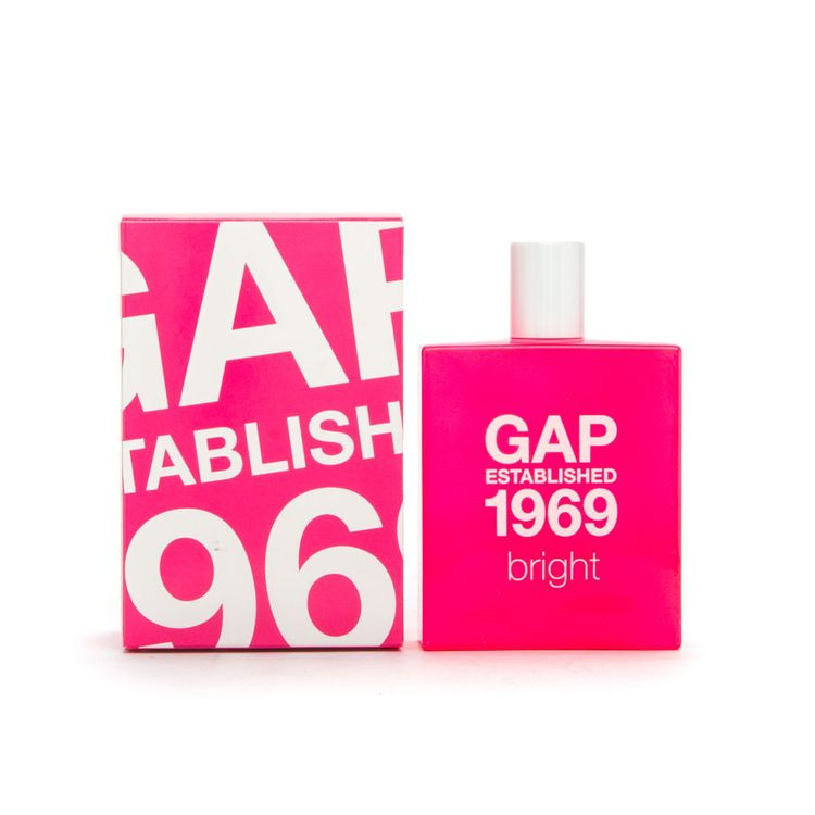 Gap Established 1969 Bright Eau De Toilette Spray