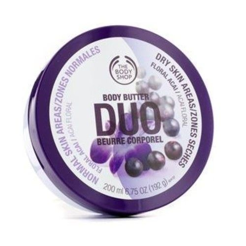 THE BODY SHOP® Floral Acai Body Butter Duo