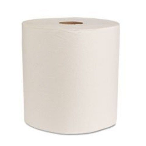 Green Universal Roll Towels, Natural White, 8amp;quot;W, 350 ft./Roll, 12 Roll