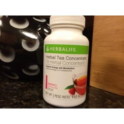 Herbalife Herbal Tea Concentrate (Raspberry)