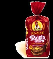 Sunmaid Raisin Cinnamon Swirl Bread