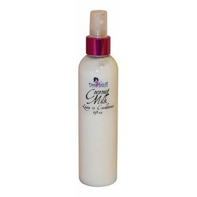 Diva Stuff Coconut Milk Spray Pump Leave in Conditioner,Coconut Cream Pie 8oz