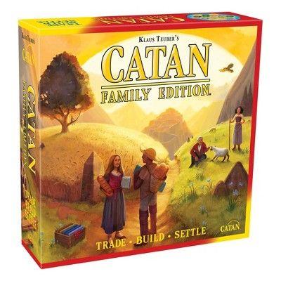 Slide: Catan: Family Edition Board Game