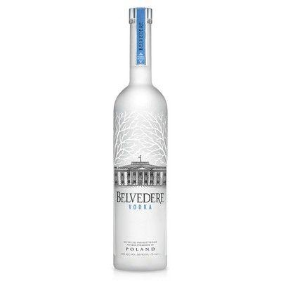 Slide: Belvedere Polish Rye Vodka - 750ml Bottle